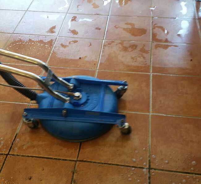 ile and Grout Cleaning
